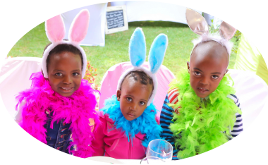 Bunny kids Party