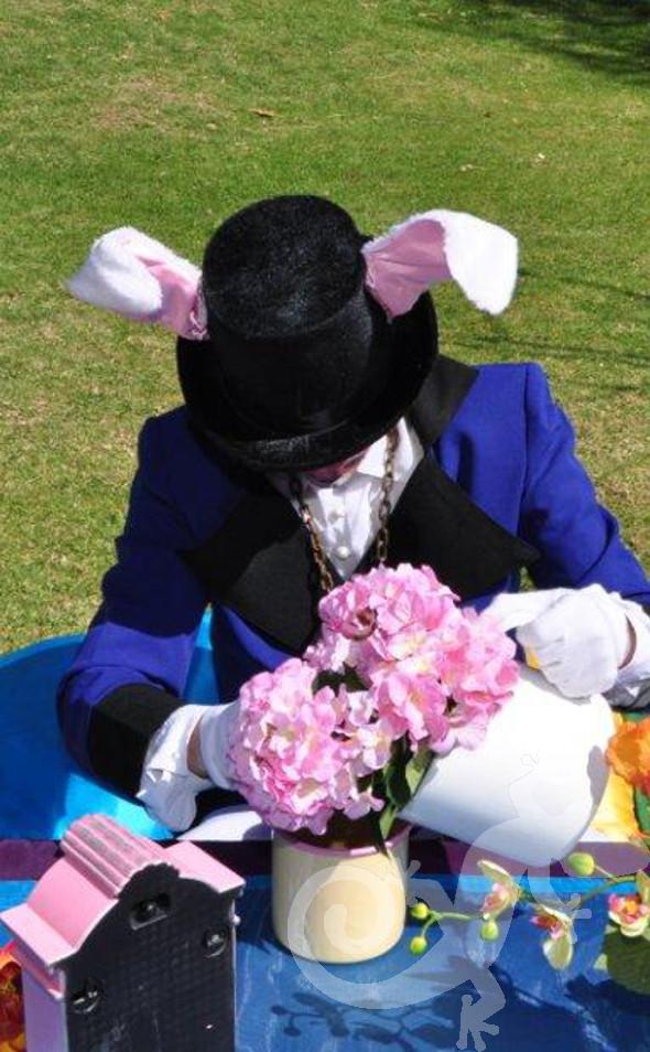 Bunny Kids Party Linden Johannesburg