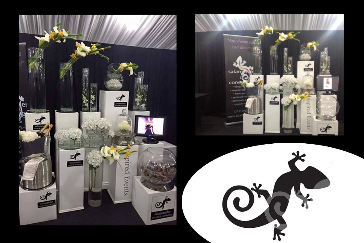 EON, Event's Organiser's Network, Salamander display