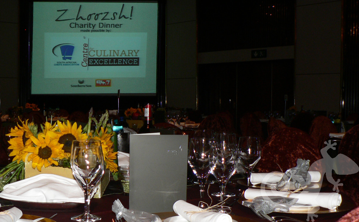 Zhoozsh Book Launch Charity Dinner