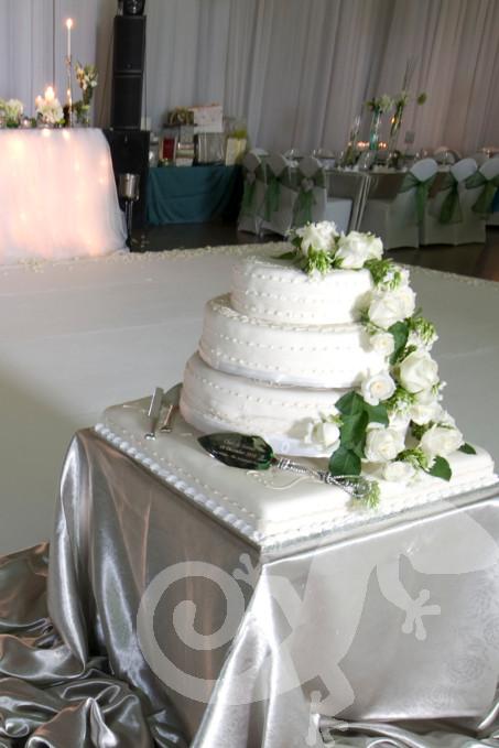 wedding, I do, wedding cake, roses