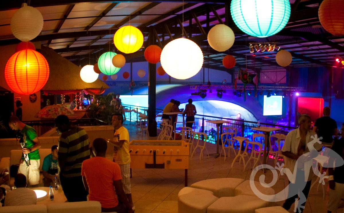 Indoor Beach Party, Corporate, Team Building