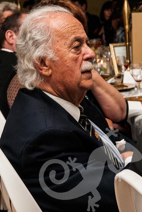 Long Table Dinner, George Bizos Fund, George Bizos