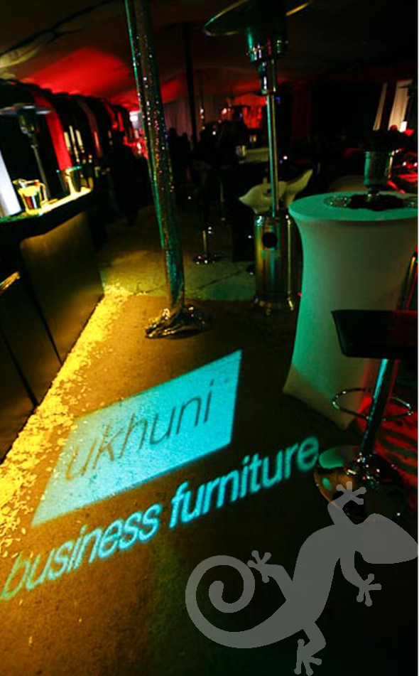 marketing product launch, chill out furniture and decor