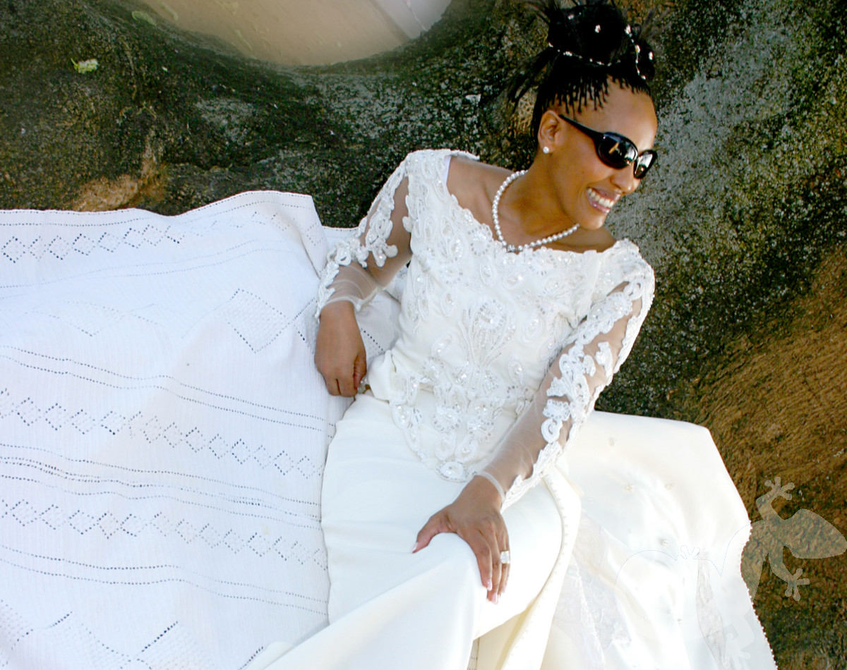 The Bride,  Can you feel it?  wedding style, sweet anticipation, wedding day